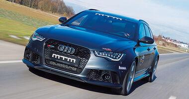 Tuner sport auto-Award 2014, Limousinen über 80.000 Euro, MTM-Audi RS6 R