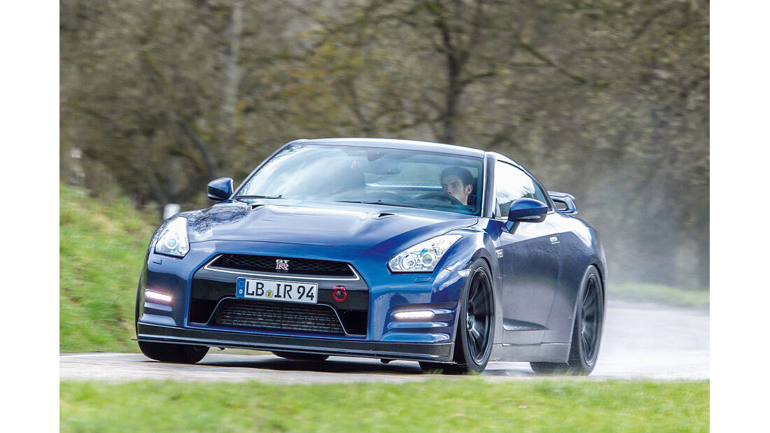 Tuner sport auto-Award 2014, Supersportler, Importracing-Nissan GT-R