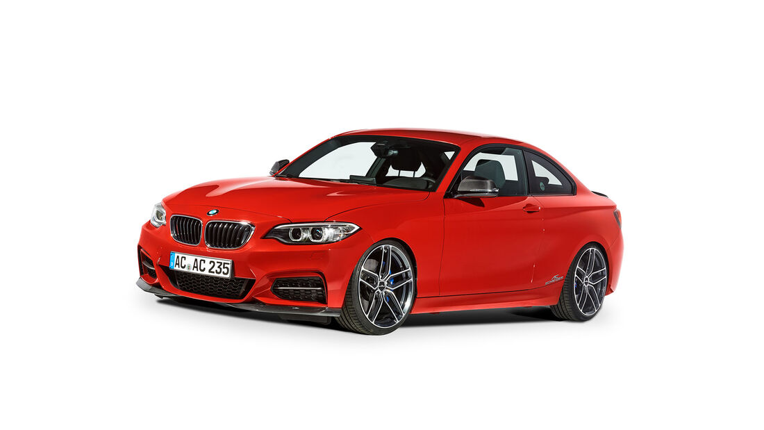Tuning, AC Schnitzer-BMW M235i