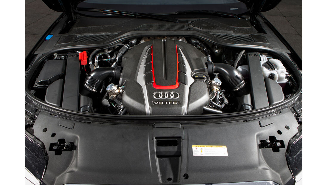 Tuning - Abt Audi S8 - 10/2014