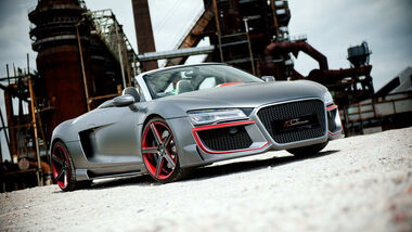 Tuning, Audi R8, CT Exclusive