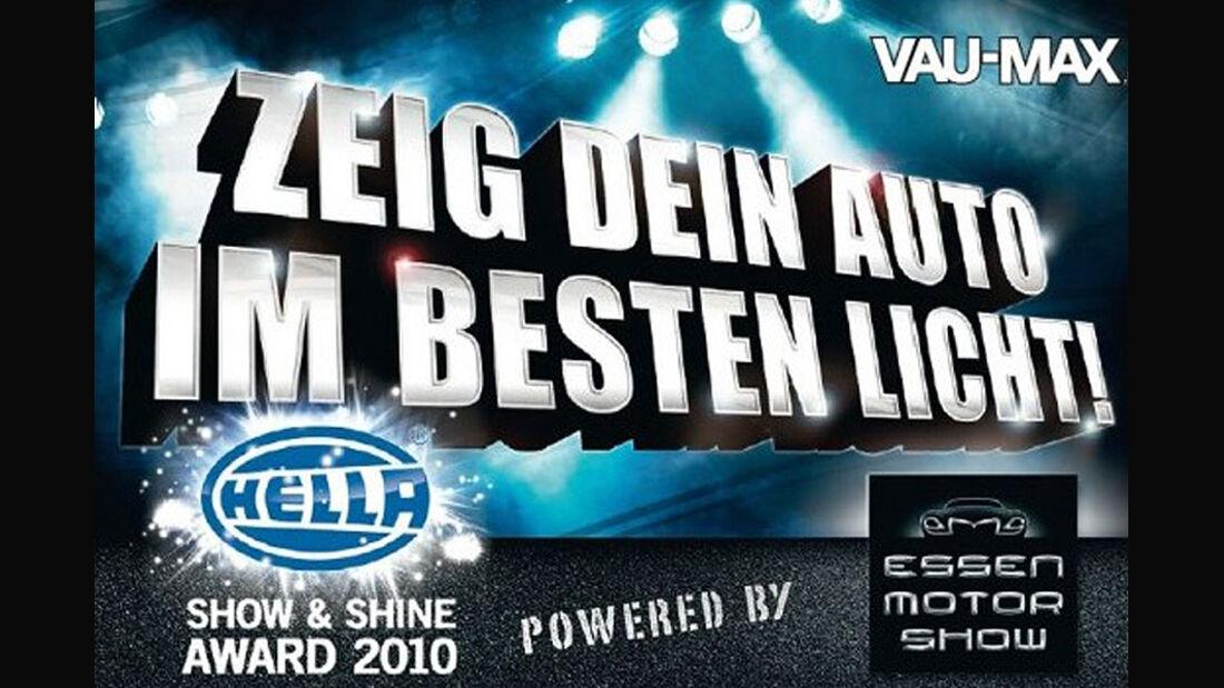 Tuning-Auto beim Hella Show & Shine Award