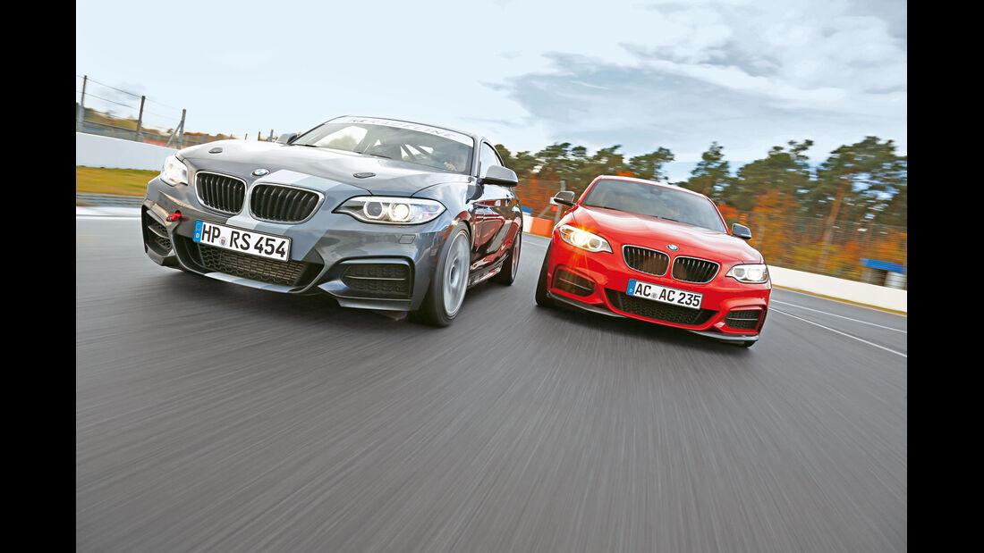 Tuning - BMW M235i - AC Schnitzer BMW M235i - RS Raceline BMW M235i