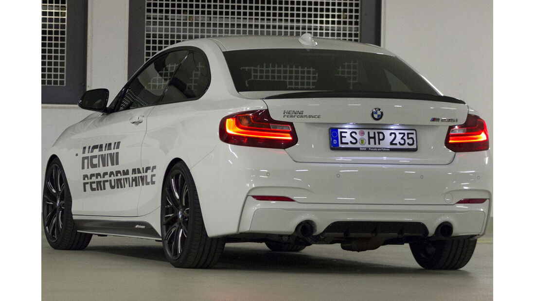Tuning - BMW M235i - Henni Performance BMW M235i
