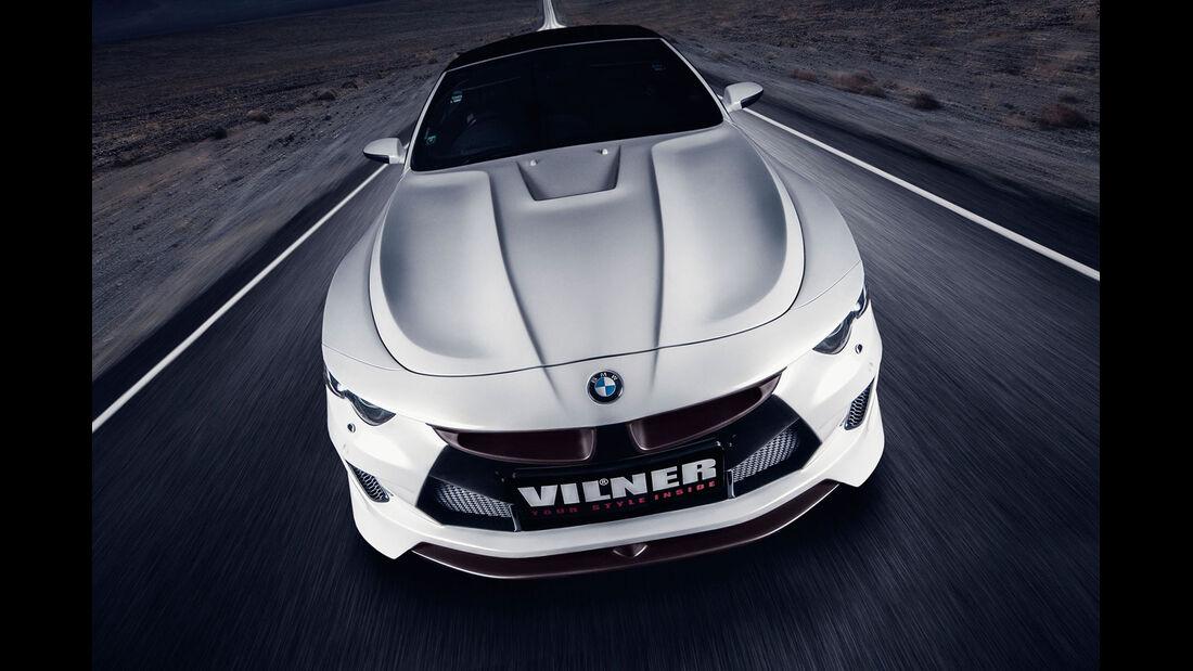 Tuning - BMW M6 Convertible von Vilner - Cabrio - Sportwagen