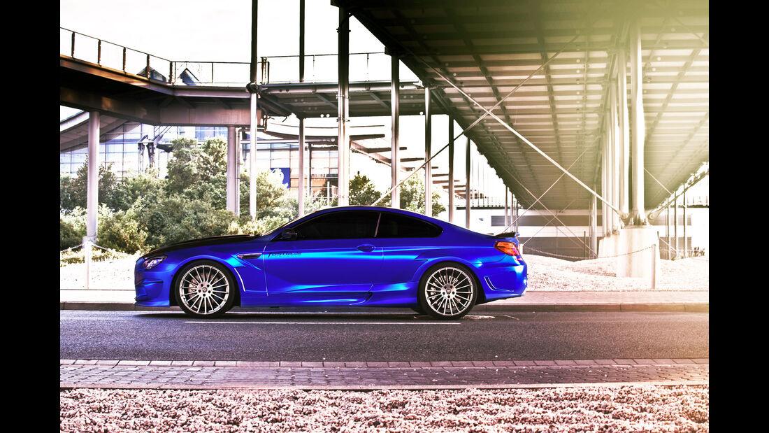 Tuning - BMW M6 - Fostla.de - Hamann