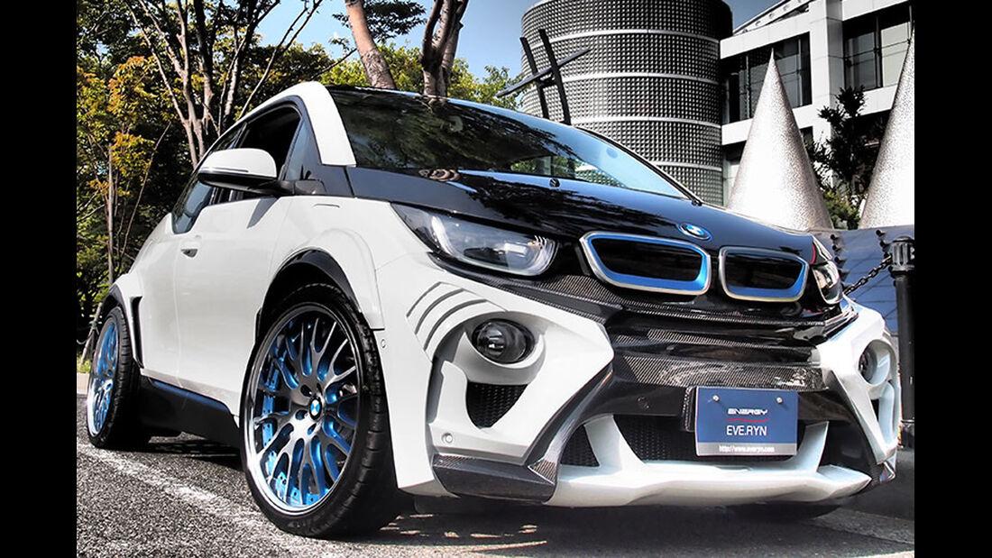Tuning, BMW i3, Eve Ryn