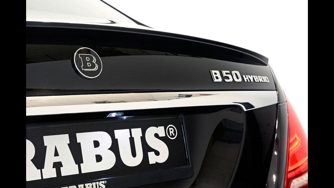 Tuning - Brabus PowerXtra B50 Hybrid - Mercedes S 500 Plug-In-Hybrid