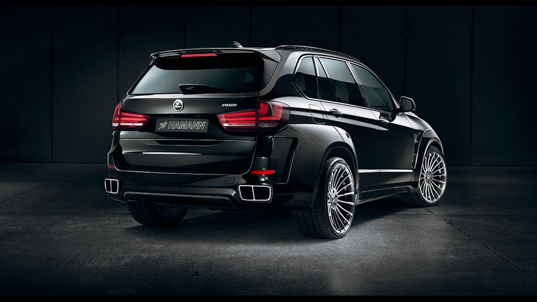 Tuning, Hamann BMW X5, Wide-Body