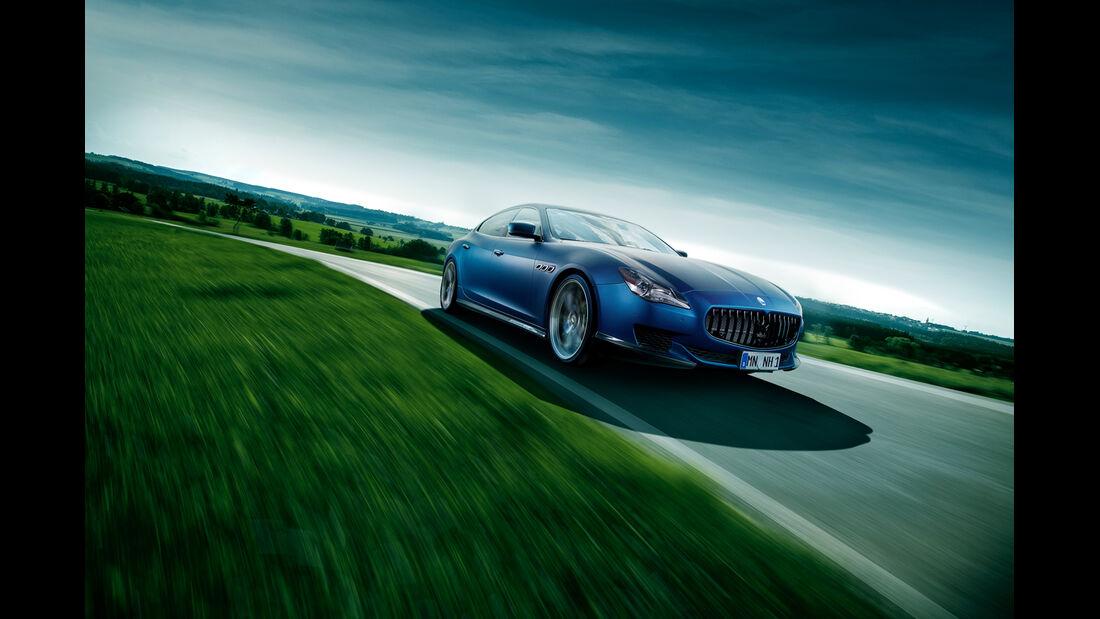 Tuning, Novitec Tridente, Maserati Quattroporte