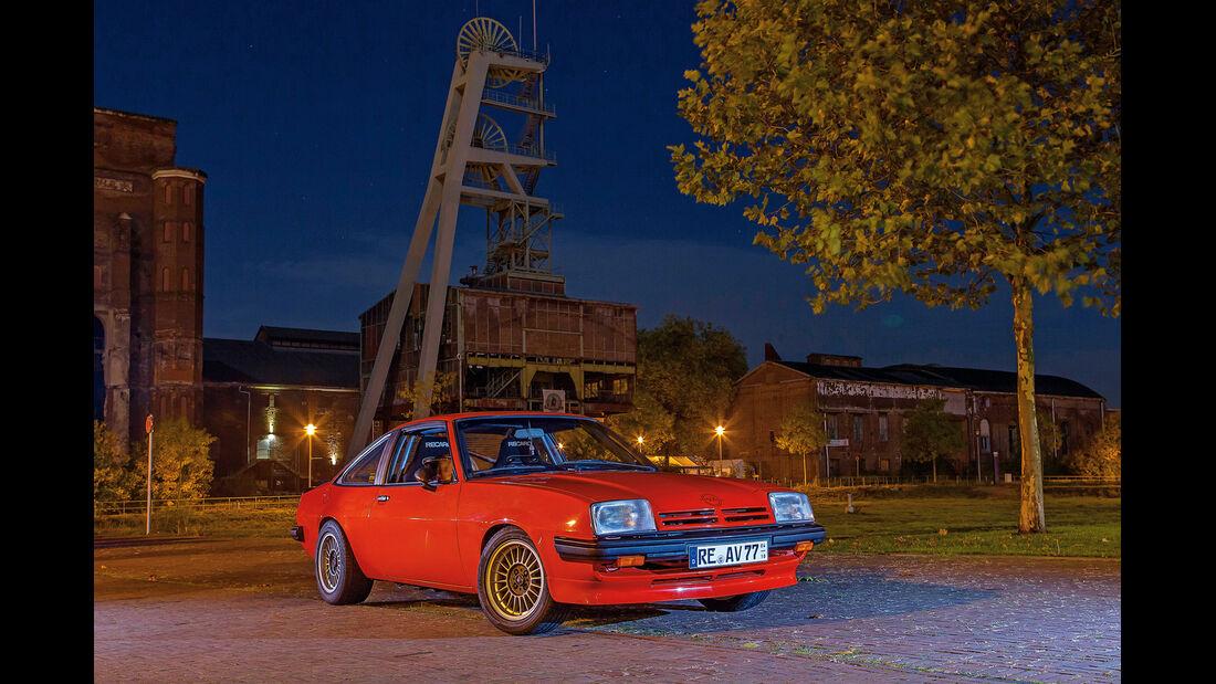 Tuning-Szene, Ruhrpott, Opel Manta B