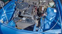 Tuning-Szene, Ruhrpott, Opel Manta B, Motor