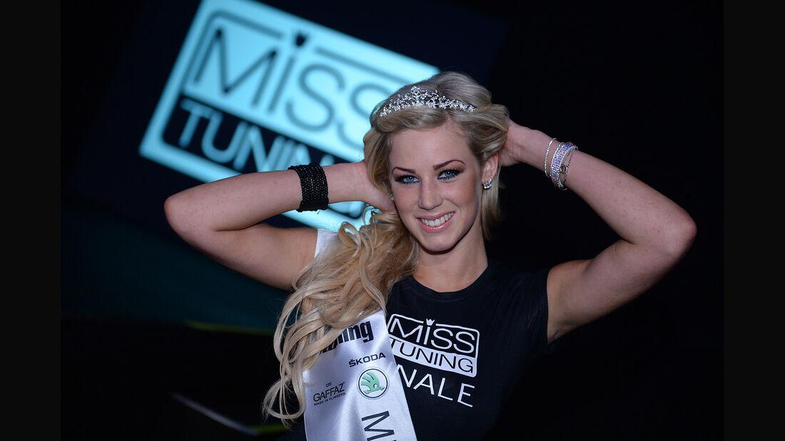 Tuning World Bodensee 2014, Miss Tuning, Finalistinnen