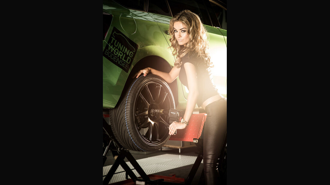 Tuning World Bodensee 2014, Miss Tuning