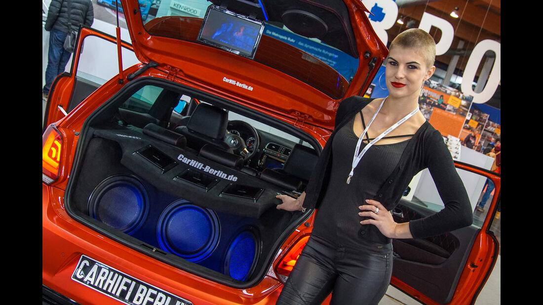 Tuning World Bodensee 2017 Girls