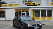 Tuning World Bodensee, Golf IV, Tuning, Folierung