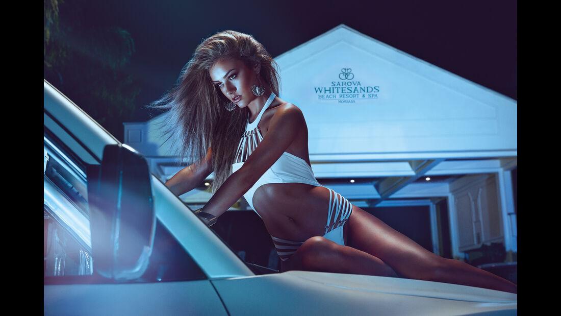 Tuning World Bodensee - Miss Tuning Kalender 2015 - Veronika Klimovits