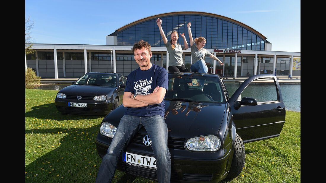 Tuning World Bodensee, VW Golf IV