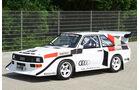 Tuningauto auf der Essen Motor Show: Audi Sport quattro S1