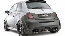 Tuningauto auf der Essen Motor Show: Hamann Abarth Fiat 500
