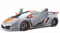 Tuningauto auf der Essen Motor Show: Hamann Lamborghini Gallardo