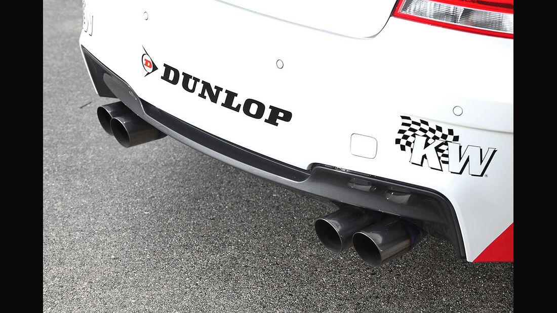 Tuningwerk BMW 1er M RS, Auspuff