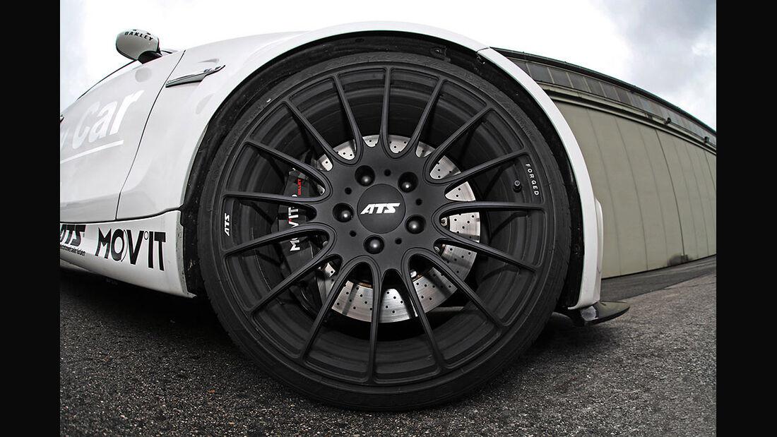 Tuningwerk BMW 1er M RS, Felge
