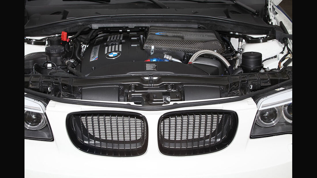 Tuningwerk BMW 1er M RS, Motor