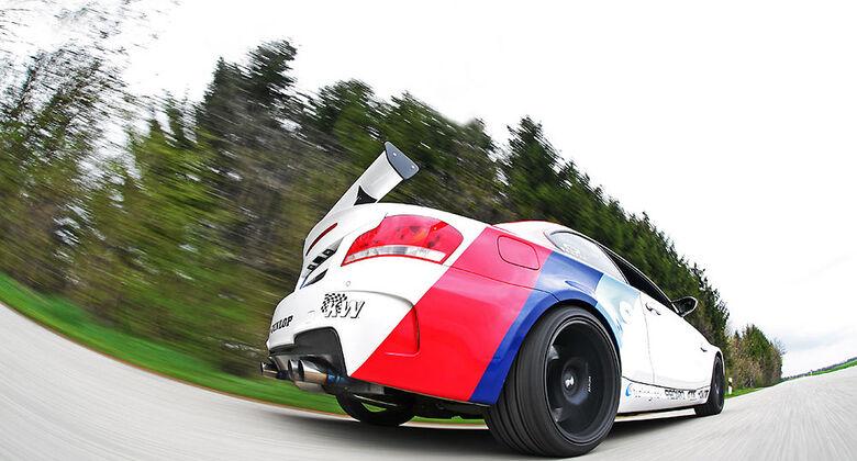 Tuningwerk BMW 1er M RS