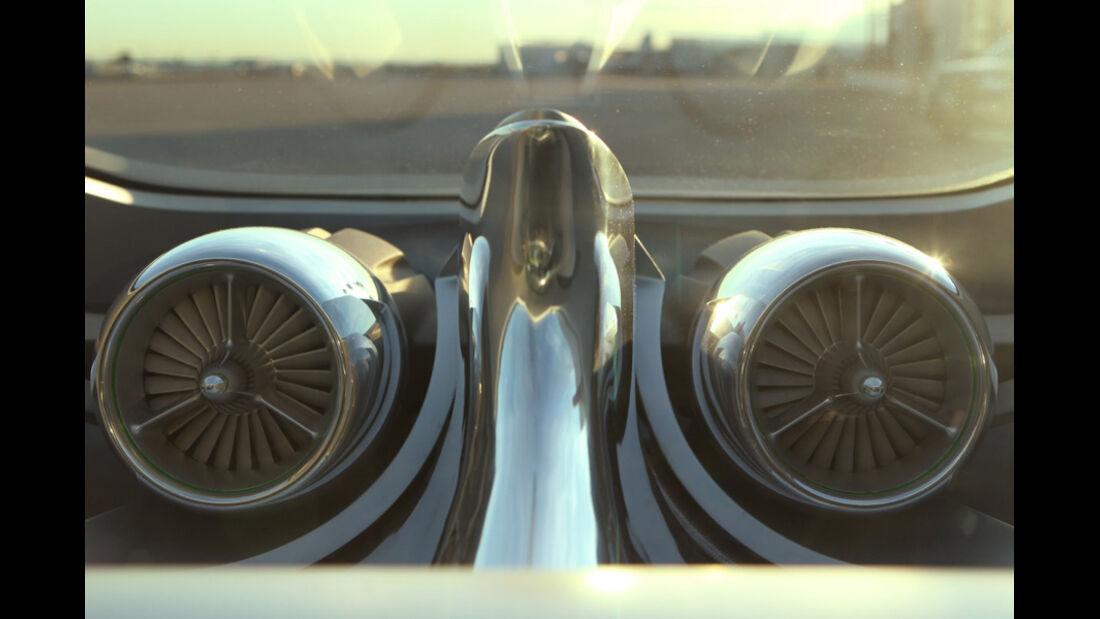 Turbinen, JaguarC-X75