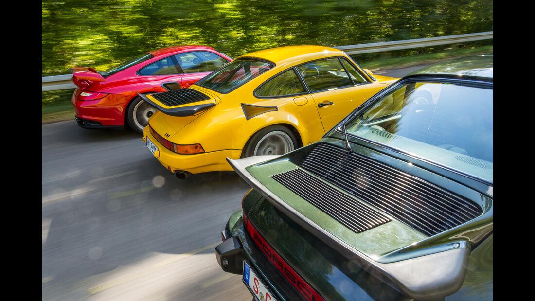 Turbo-Elfer, Ruf-Porsche