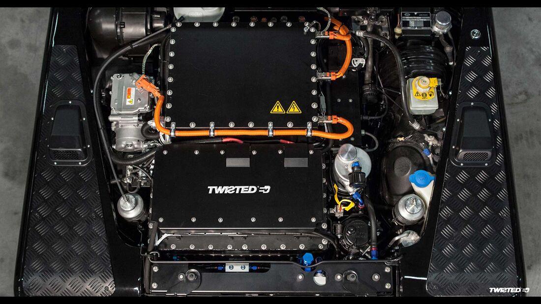 Twisted Defender EV