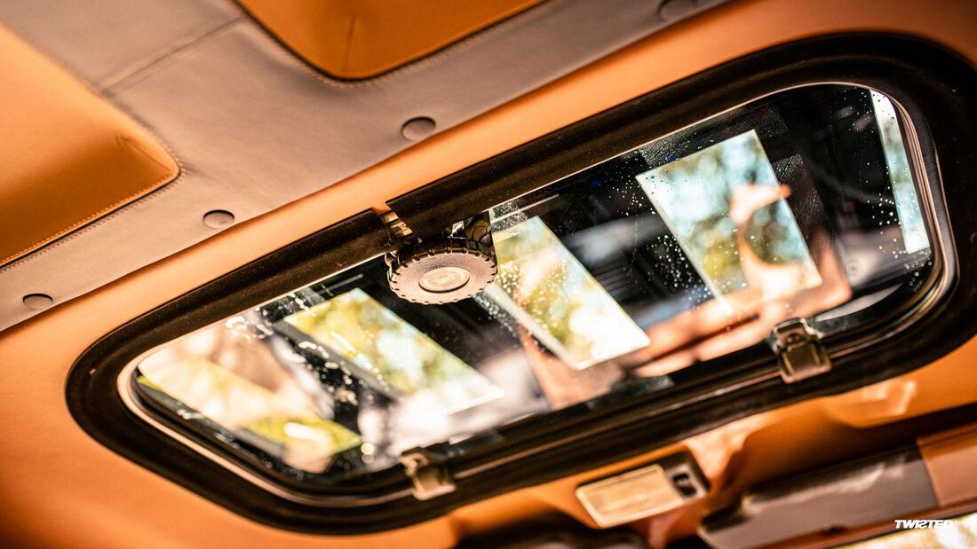 Twisted Land Rover Defender V8 Umbau