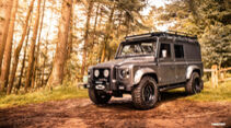 Twisted Land Rover Defender V8 Umbau