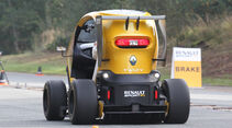 Twizy Renault Sport F1 Concept Car, Heckansicht