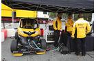 Twizy Renault Sport F1 Concept Car, Ladestation