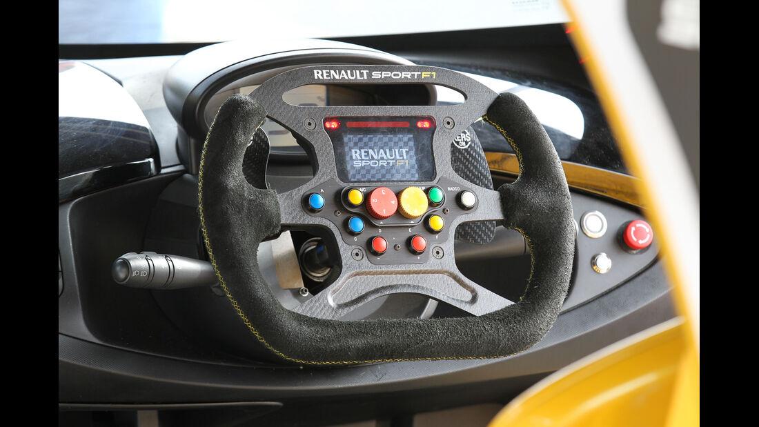 Twizy Renault Sport F1 Concept Car, Lenkrad
