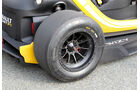 Twizy Renault Sport F1 Concept Car, Rad