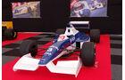 Tyrell-Honda F1-Renner - Formel 1 - GP Japan - Suzuka - 10. Oktober 2013