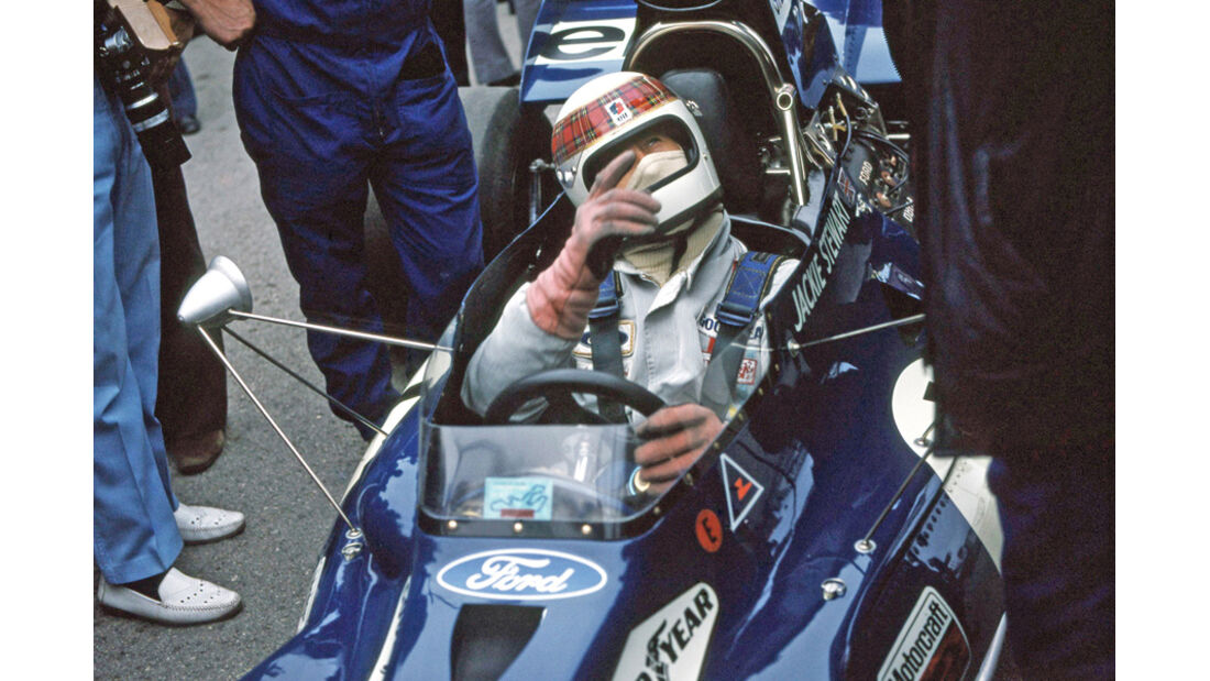 Tyrrell 003 Ford 1972