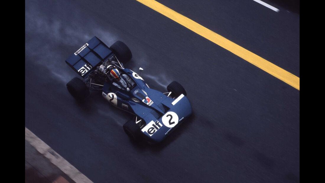 Tyrrell 003 - Formel 1 1972