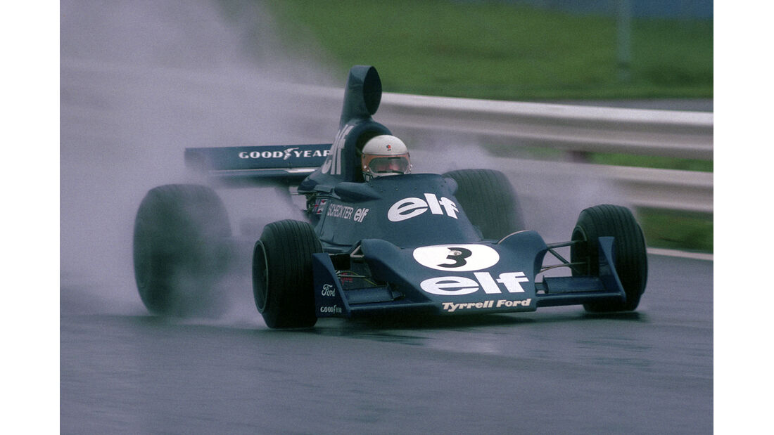 Tyrrell 007 - Formel 1 1974