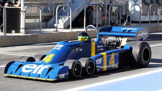 Tyrrell P34 - Austin 2012