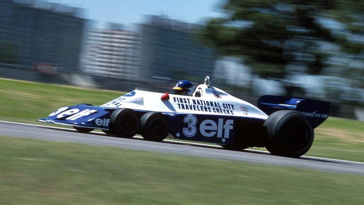 Schaltung F1 Auto