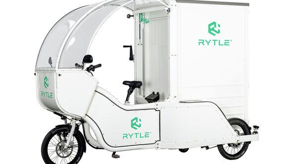 Tytle Movr elektrisches Lastenfahrrad