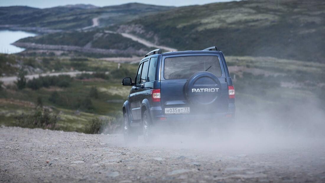 UAZ Patriot / Pickup