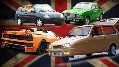 UK Autos Brexit Aufmacher