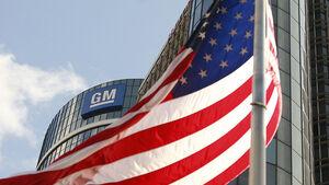 US-Flagge, US-Absatz