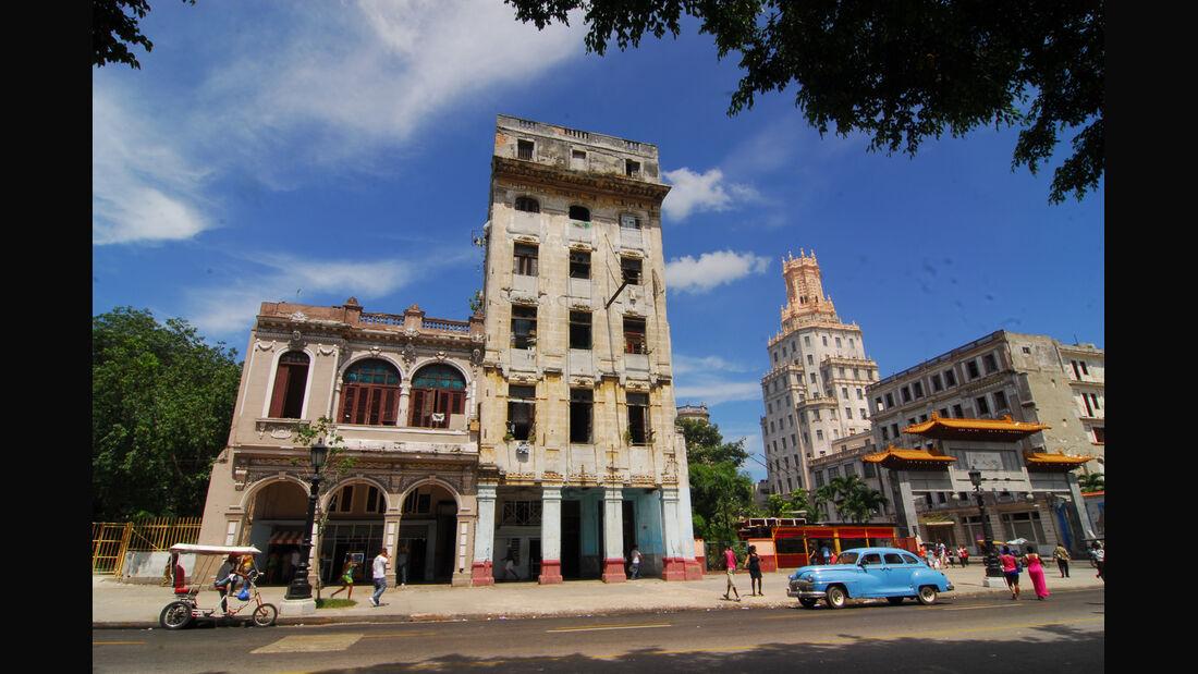US-Klassiker auf Kuba, Impression, Reise