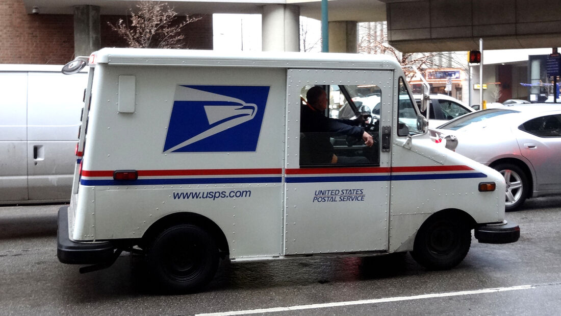 US Post Transporter